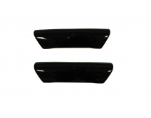 Piano Black Inner Door Handle Covers for Transporter T5