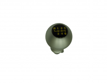 Aluminium Gear Knob for Caddy
