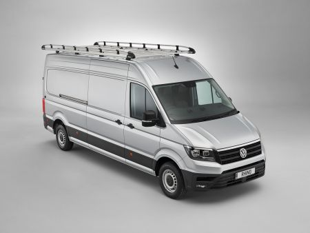 Rhino Aluminium Roof Rack for VW Crafter (2017- ) - A666