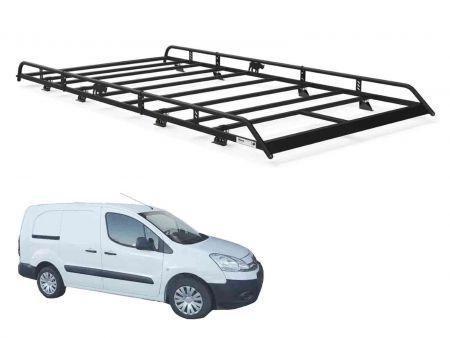 Rhino Modular Roof Rack For Citroen Berlingo 08 L2