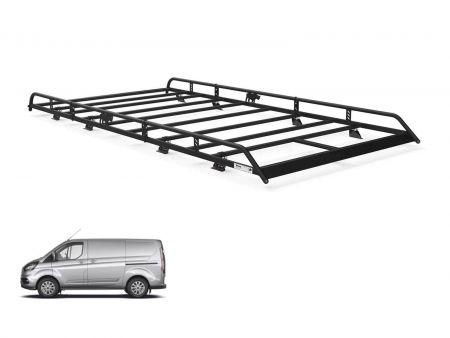 Rhino Modular Roof Rack For Ford Transit Custom Swb Std