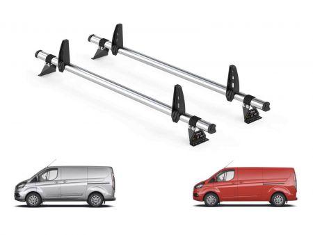 Van Guard ULTI Bar Rear Ladder Roller Ford Transit Custom Tailgate Std Roof