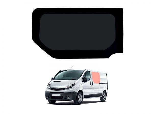 Vauxhall Vivaro 2001-2014 Right Side Driver Door Mirror Glass Top Quality New