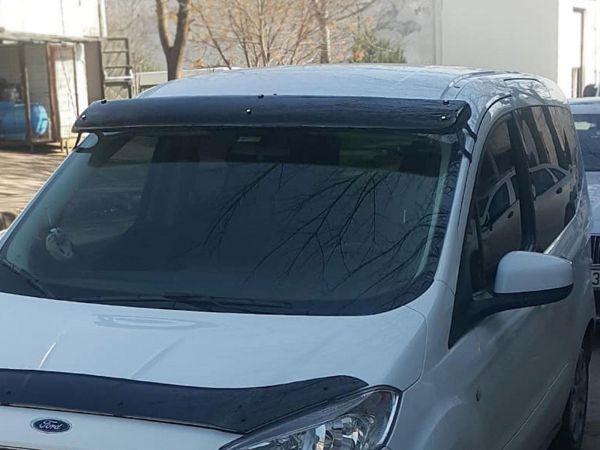 Ford Transit Courier (2014- ) - Black Arylic Sun Visor c382bf1b7d2