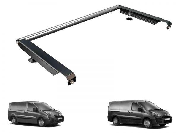 Citroen Dispatch Rear Roller 2007 On Low Roof For Van Guard ULTI Bar