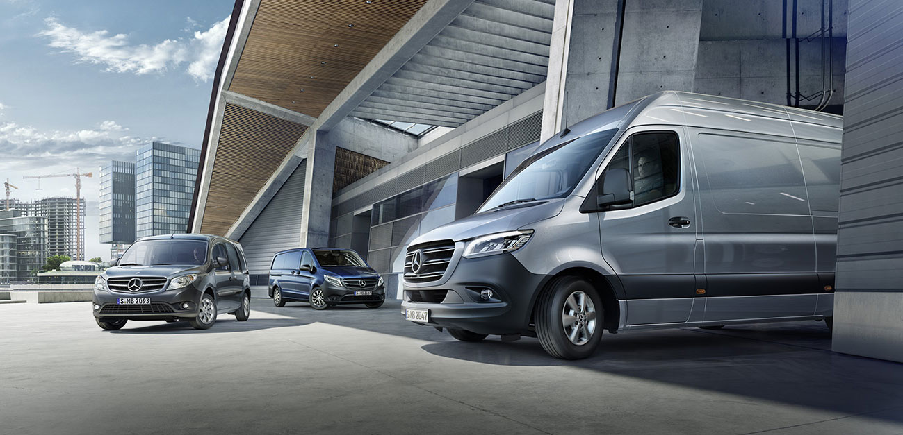 8639fb253d Mercedes-Benz Commercial Vehicles  Through The Years...