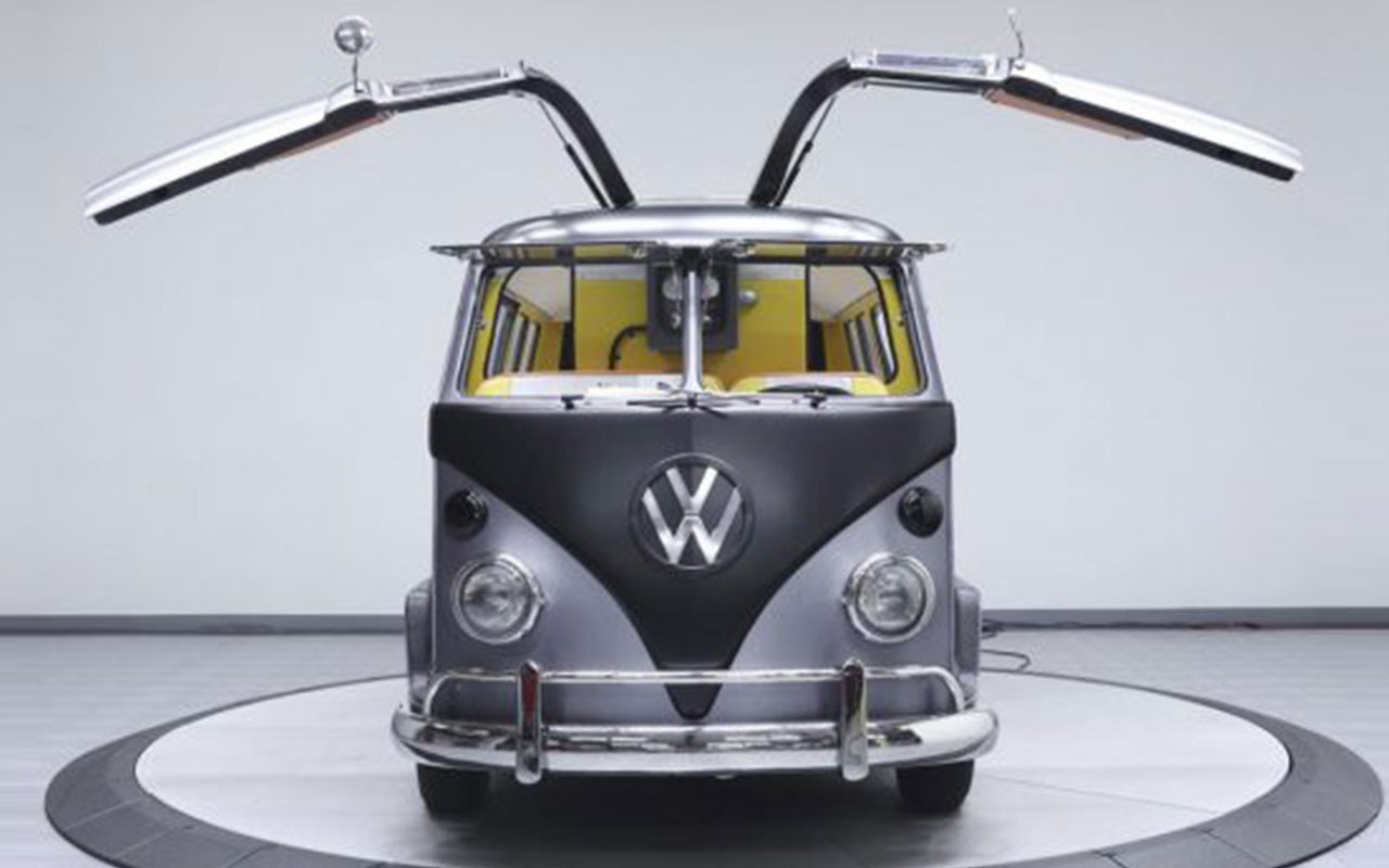 5 Unusual VW Bus Conversions
