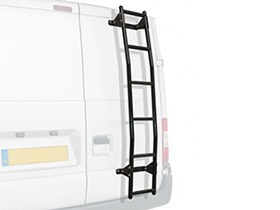 Rear Door Ladders