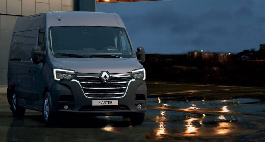 The Renault Master 2019 Facelift