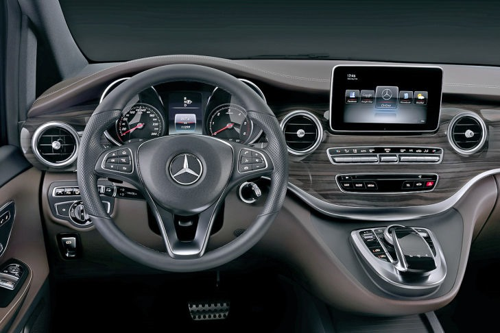 Fix My Car >> New Mercedes V Class for 2014