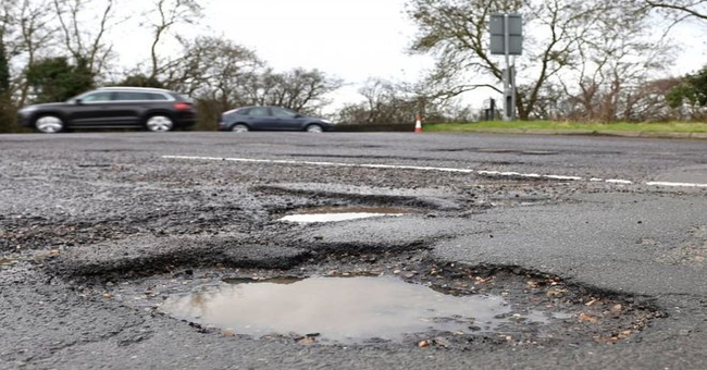 Potholes - Everything you need to know