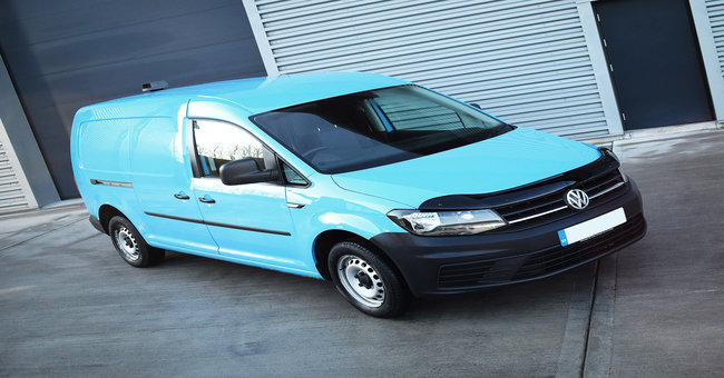VW Caddy Takeover 2.0