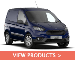 Ford Transit Courier Roof Racks Van Demon