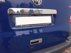 Chrome Rear Tailgate Grab Handle Cover