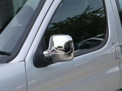 Chrome ABS Mirror Covers