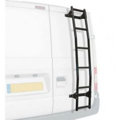Rhino 6 Step Rear Door Ladder