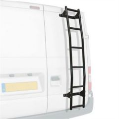 Rhino 7 Step Rear Door Ladder