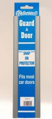 Door Edge Protectors in Silver (12 Inch)
