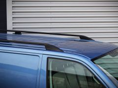 Black Roof Bars (LWB)