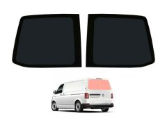 Rear Door Windows in Dark Tint