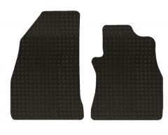 Tailored Rubber Floor Mats (2pc)