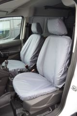 Tailored Front (1+1) & Rear Seat Covers in Grey
