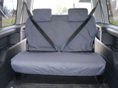 Tailored Rear Row Seat Covers in Grey (1+1)