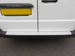 Heavy Duty Aluminium Rear Sill