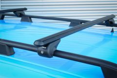 Black Lockable Cross Bars