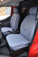 Tailored Front Row Seat Covers in Grey (1+1)