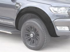 Wheel Arch Extension Kit in Matte Black (4pc)