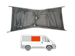Right Hand Side Panel Grey Curtain Kit