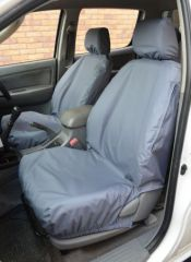 Tailored Front Row Seat Covers Seat Covers in Grey (1+1)