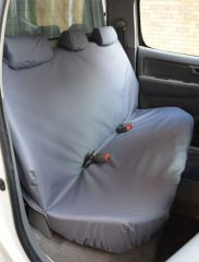 Tailored Rear Seat Covers in Grey (1+2)