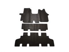 Tailored Rubber Floor Mats (3pc)