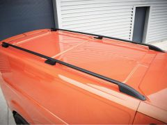 Black Roof Bars (SWB)
