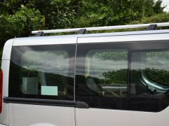 Aluminium Roof Bars (LWB)