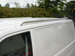 Polished Roof Bars (SWB)