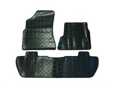 Super-Duty 5mm Rubber Floor Mats (3pc)