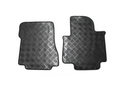 Super-Duty 5mm Rubber Floor Mats (2pc)