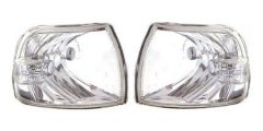 L/R Front Clear Indicators Pair (2pc)