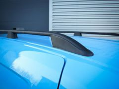 Black Roof Bars (Maxi)