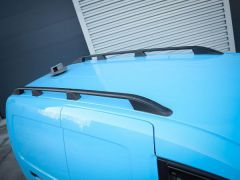 Black Roof Bars (L1)