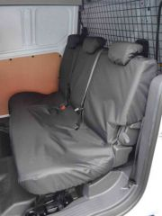 Tailored Rear Bench Seat Covers in Grey (1+2)