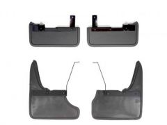 Front & Rear Mud Flaps Set (4pc)