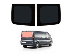 Rear Door Dark Tint Windows