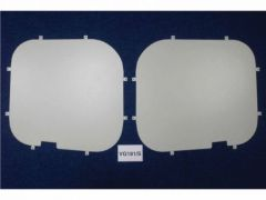 Van Guard Rear Windows Security Blank