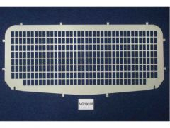 Van Guard Tailgate Window Security Grille