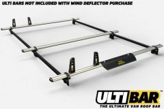Van Guard ULTI Bar Wind Deflector