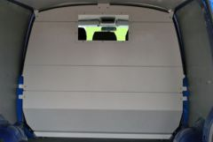 Van Guard Full Bulkhead (Window)